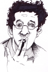 Roberto Bolaño: A naïve introduction to the geometry of his fictions